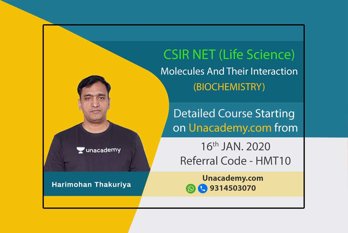 csir net life science unacademy