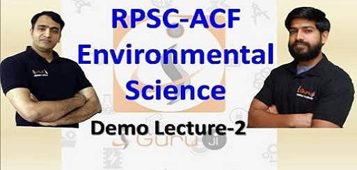 RPSC-ACF Environment Science