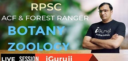 RPSC-ACF exam 2020