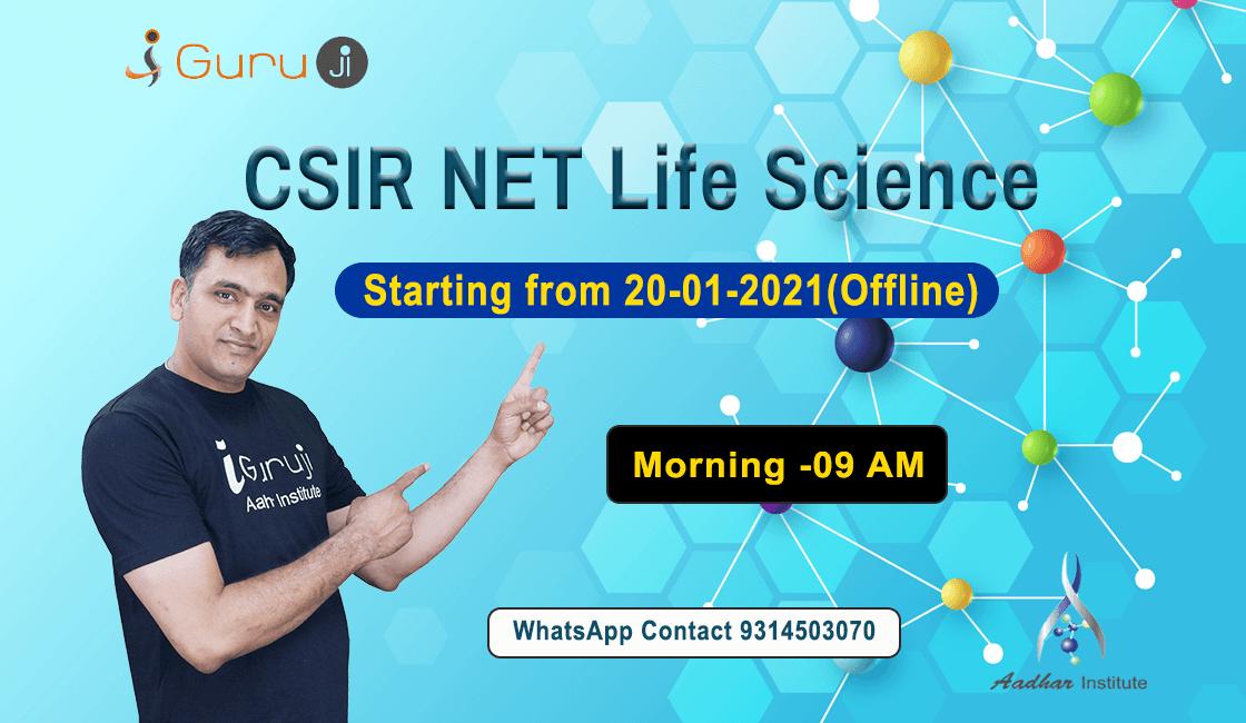 csir net life science