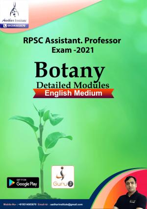 rpsc botany notes 2021 english medium